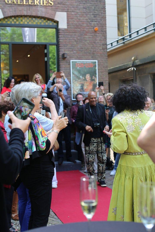 Fong Leng exposite Morren Galleries Amsterdam