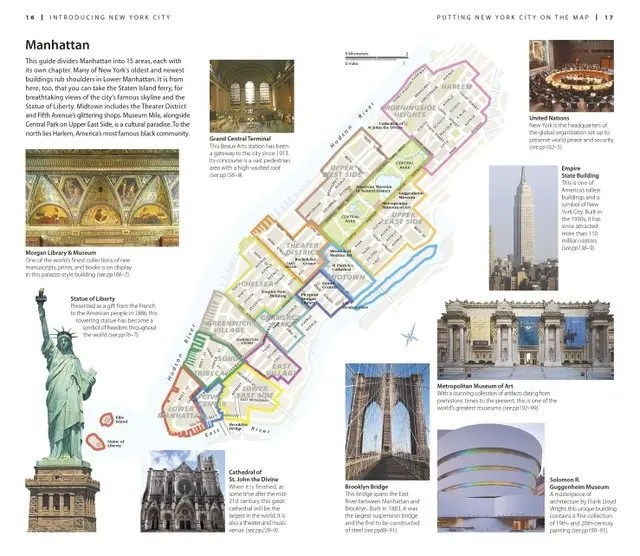 DK Eyewitness Guide NYC - Sample Page