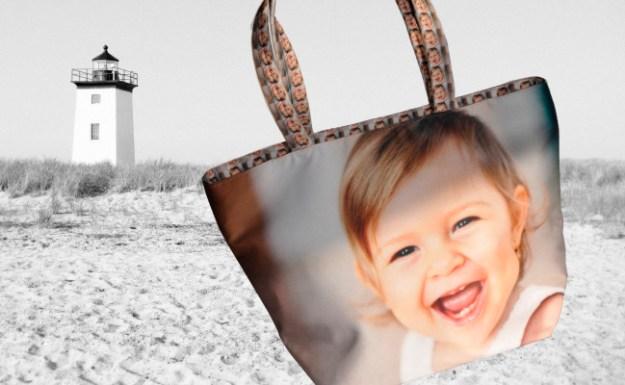sacs et cabas personnalisés photos