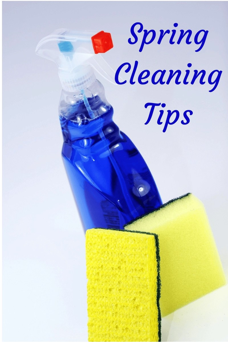 Tips to get you motivated to clean!