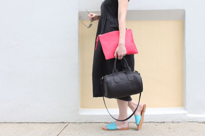 Rennes giveaway! Enter to win one of these Mini Duffle bags.