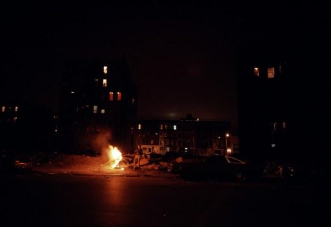 Photo: Night scene, 1988 © Joseph Rodriguez