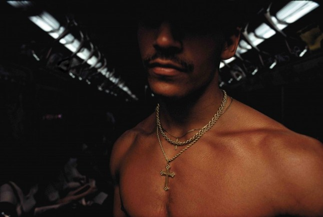 Photo: Bruce Davidson USA. New York City. 1980. Subway. ©Bruce Davidson/Magnum Photos, courtesy of Prestel.
