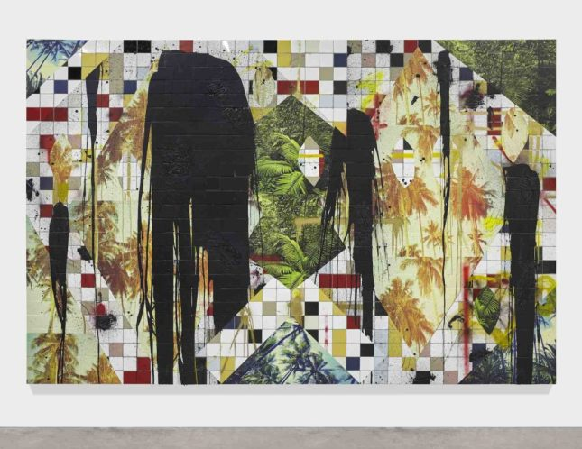 Artwork: Rashid Johnson, Untitled Escape Collage (2016). © The artist. All images © The artist. Courtesy Hauser & Wirth.