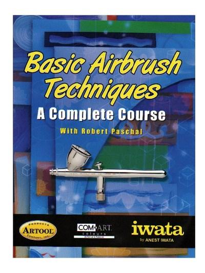 Basic Airbrush Techniques - A Complete Course   MisterArt.com