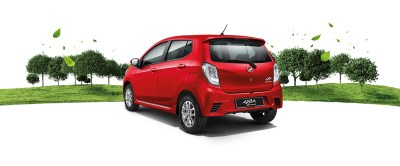 May 2019 Perodua Axia Promotion, Cash Discount, Price, Specs & Reviews