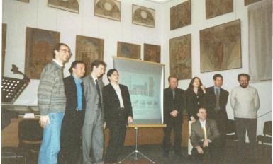 1998 conferenza su internet con ordine ingegneria Ascoli Piceno