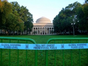 Tell MIT to Divest!