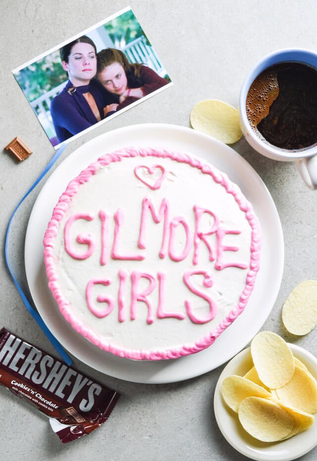 Gilmore Girls Recipe Project!