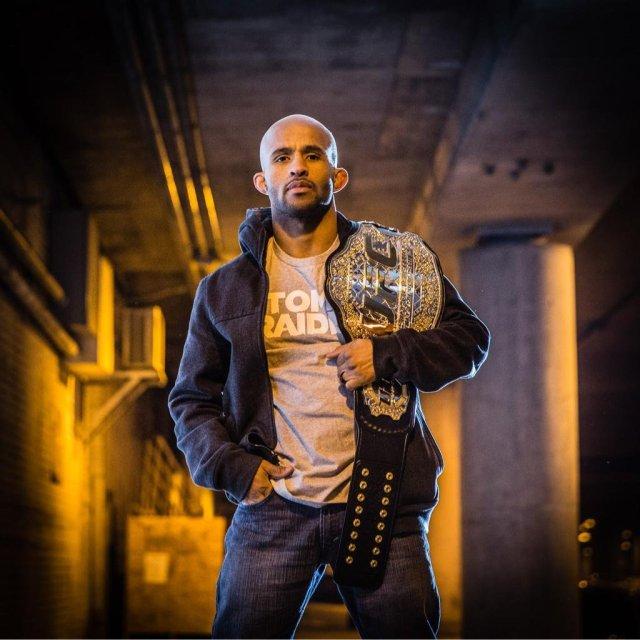UFC Demetrious Johnson