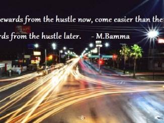 hustle now motivation