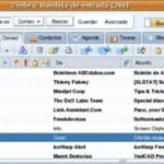 Zimbra Desktop 7.1.4