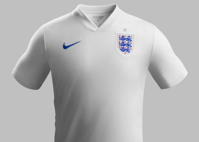 Inglaterra - Home