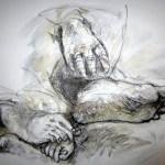 mains et pieds gericault
