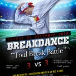 battle hip hop dec 18 affiche