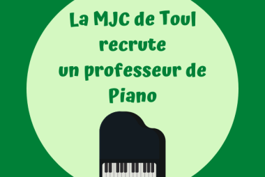 professeur de piano