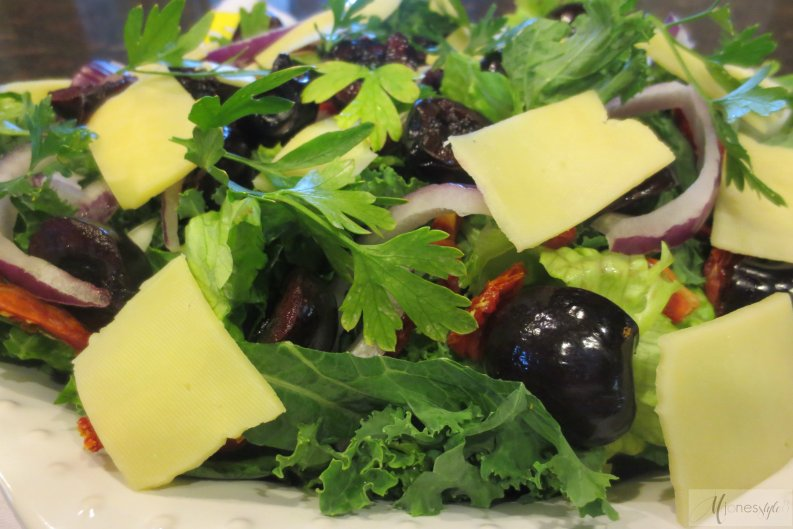 Cherry salad William 020