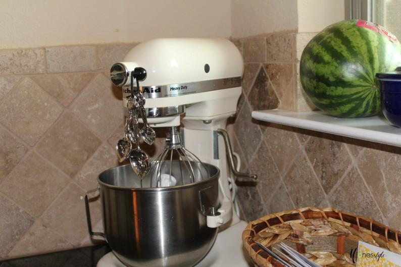 #kitchenaidmixer#kitchendecor