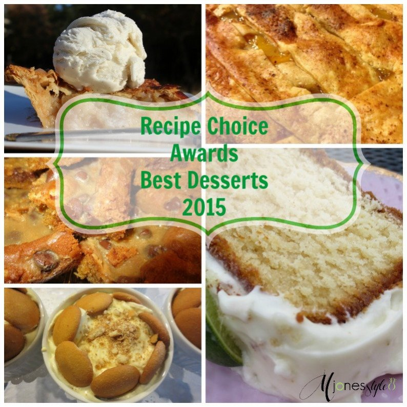 #bestdesserts2015mjonesstyles#bananapudding#peachcobbler#applepiealamode