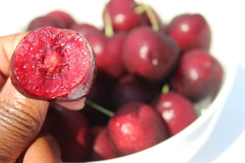 #bingcherries#cherrysalad