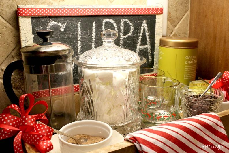 #kitchenkeepers #holidaycoffeestation