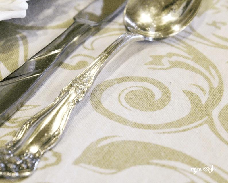 #silverplatedspoon