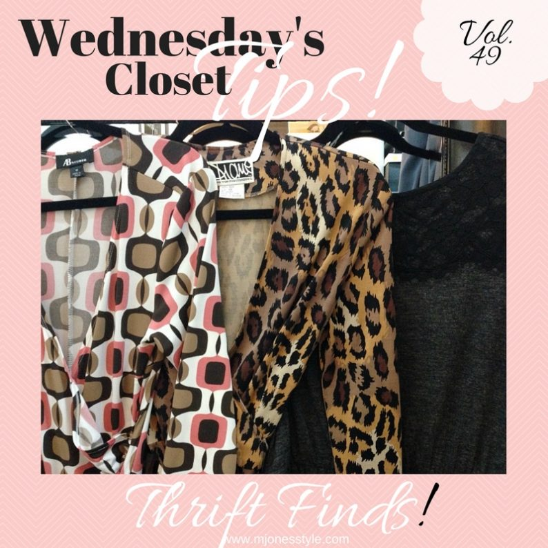 #wednesday'sclosettips