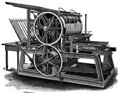 Production Printing Press