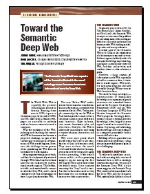 Trawling the Deep Web