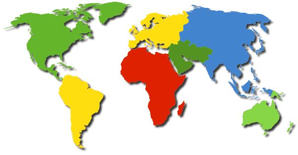 Open World - from worldatlas.com