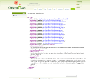 Citizen Dan Export and Import
