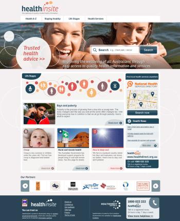 HDA's healthinsite Portal