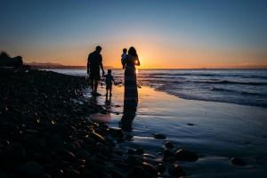 Beach Family Photos | Port Angeles Photographer