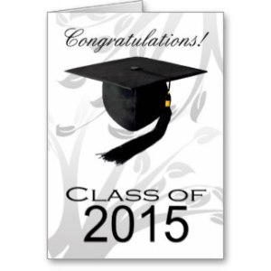 Class of 2015 Congrats