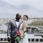 Un shooting de mariage » Feeling Wonderful «