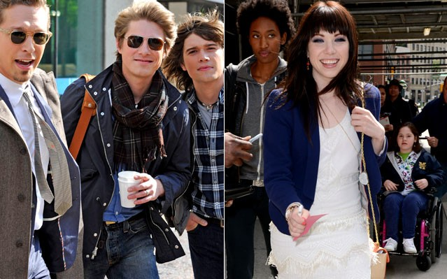 Carly Rae Jepsen, Hanson: 'Call Me Maybe' Star Bonds With Boy Band Over Whiskey, Possible Collaborations
