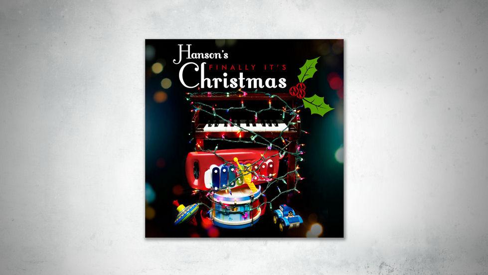 Finally New Christmas Music!