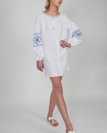 Gr.Is.Embroidery dress