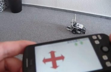 Mindstorm Remote Control for Android 2-1