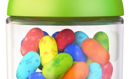 jelly bean android logo