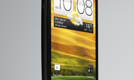 HTC One X+ Right-Black 5