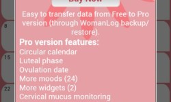 WomanLog Android (4)
