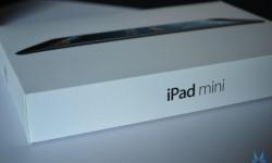 Apple iPad mini (3)
