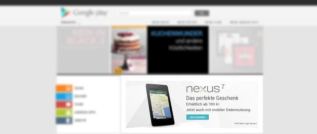 nexus 7 play header