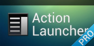 action launcher