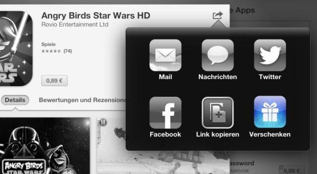 apps verschenken ios
