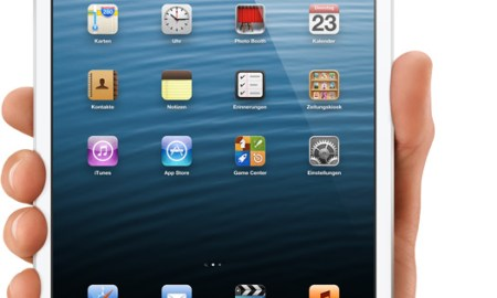 ipad mini header
