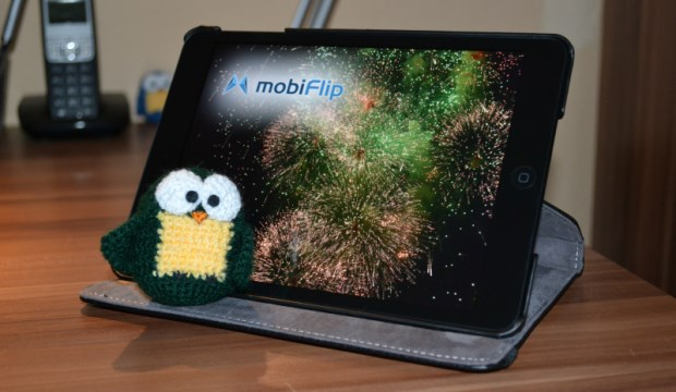 mobiflip silvester 2012