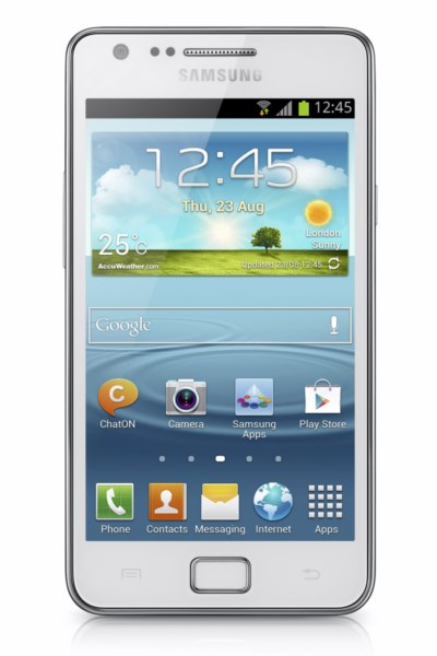 GALAXY S II Plus Product Image (1) 4