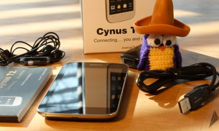 Mobistel Cynus T-2 5 Zoll Android Header